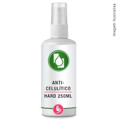 Anti-celulítico com Celulinol Hard 250ml - Seiva Manipulação | Produtos Naturais e Medicamentos