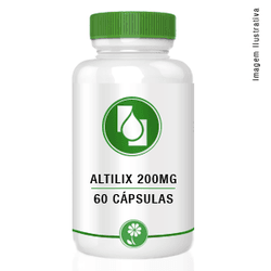 Altilix™ 200mg 60cápsulas - Seiva Manipulação | Produtos Naturais e Medicamentos