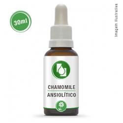 Chamomile Floral 30ml - Seiva Manipulação | Produtos Naturais e Medicamentos