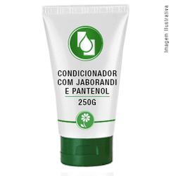 Condicionador com Jaborandi e Pantenol 250g - Seiva Manipulação | Produtos Naturais e Medicamentos