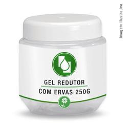 Gel redutor com ervas 250g - Seiva Manipulação | Produtos Naturais e Medicamentos