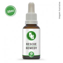 Rescue Remedy 30ml - Seiva Manipulação | Produtos Naturais e Medicamentos