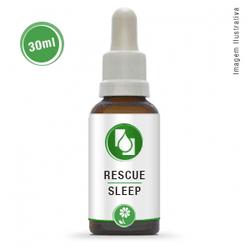 Rescue Sleep 30ml - Seiva Manipulação | Produtos Naturais e Medicamentos