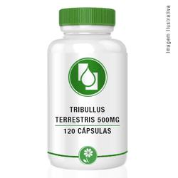 Tribulus Terrestris Extrato Seco 500mg 120 cápsula... - Seiva Manipulação | Produtos Naturais e Medicamentos