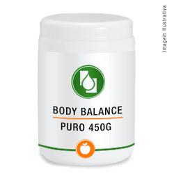 Body Balance 450g puro - Seiva Manipulação | Produtos Naturais e Medicamentos