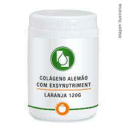 Colágeno Alemão 2,5g + Exsynutriment 300mg 120g - Seiva Manipulação | Produtos Naturais e Medicamentos