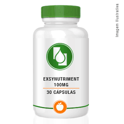 Exsynutriment 100mg 30 cápsulas - Seiva Manipulação | Produtos Naturais e Medicamentos