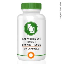 Exsynutriment 150mg + Bio-arct 100mg 30 cápsulas - Seiva Manipulação | Produtos Naturais e Medicamentos