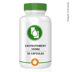 Exsynutriment 300mg 30cápsulas - Seiva Manipulação | Produtos Naturais e Medicamentos