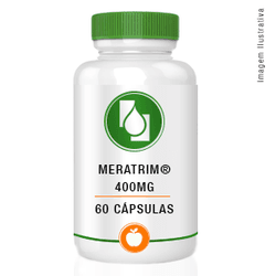 Meratrim® 400mg 60cápsulas - Seiva Manipulação | Produtos Naturais e Medicamentos