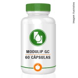Modulip GC 200mg 60 cápsulas - Seiva Manipulação | Produtos Naturais e Medicamentos