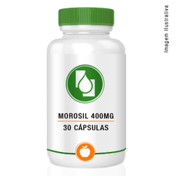 Morosil® 400mg 30cápsulas - com selo de autenticid... - Seiva Manipulação | Produtos Naturais e Medicamentos