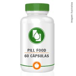 Pill-Food (Complexo HF) 60cápsulas - Seiva Manipulação | Produtos Naturais e Medicamentos