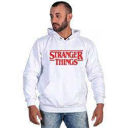Moletom Masculino Stranger Things Branco - Selten - SELTENBRASIL