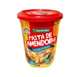 Pasta de Amendoim Integral 450g - GUIMARÃES