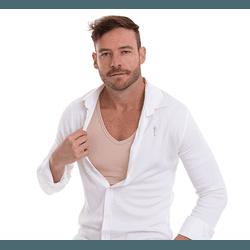 Camiseta Skin Shirt Nude - Skin Shirt