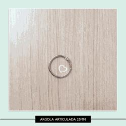 Argola Articulada - 25mm - AA25MM - Studio Office K