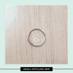 Argola Articulada 38mm - AA38MM - Studio Office K