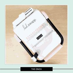 Encadernadora Rosa - The Cinch - THECINCH - Studio Office K