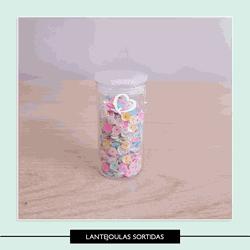 Enfeites para Shaker - Lantejoula - LANT66 - Studio Office K