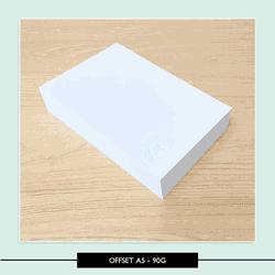 Papel Offset A5 - 90g - OFF90G - Studio Office K