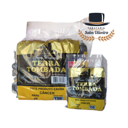 Fumo Terra Tombada - Pacote com 40 saquinhos de 23... - TABACARIASALESOLIVEIRA