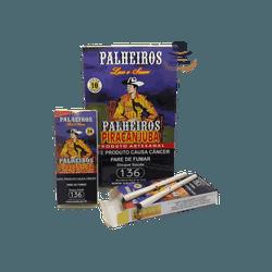 Palheiros Piracanjuba Tradicional - Display com 10... - TABACARIASALESOLIVEIRA