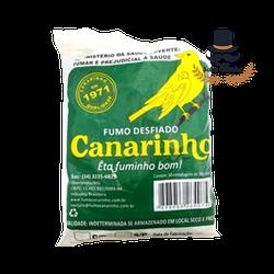 Fumo de Corda Desfiado Canarinho - Pacote com 30 s... - TABACARIASALESOLIVEIRA