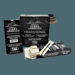 TERRA TOMBADA TRADICIONAL - Display com 10 maços d... - TABACARIASALESOLIVEIRA