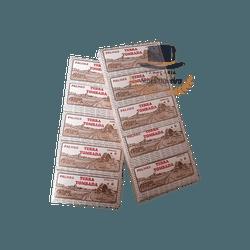 Palhas para cigarros Terra Tombada (50 maços de 10... - TABACARIASALESOLIVEIRA