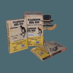 Palheiros Bel Rio TRADICIONAL- 10 maços com 10 cig... - TABACARIASALESOLIVEIRA