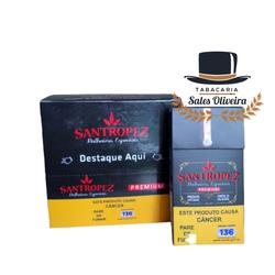 Santropez Premium - Display com 10 maços de 20 cig... - TABACARIASALESOLIVEIRA