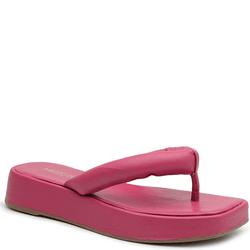 Sandália Flatform Pink - 264204 P - LESSÔ