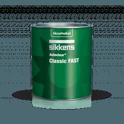 VERNIZ AUTOCLEAR CLASSIC FAST 0,9L SIKKENS - TINTAS JD
