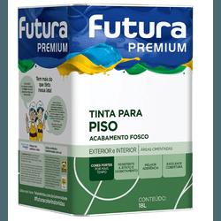TINTA PARA PISO 18L FUTURA - TINTAS JD