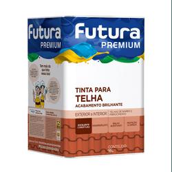 TINTA PARA TELHA CERÂMICA 18L FUTURA - TINTAS JD