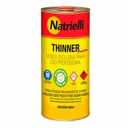 THINNER 888 0,9L NATRIELLI - TINTAS JD