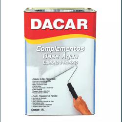 FUNDO PREPARADOR BASE ÁGUA 18L DACAR - TINTAS JD