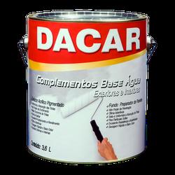 FUNDO PREPARADOR BASE ÁGUA 3,6L DACAR - TINTAS JD