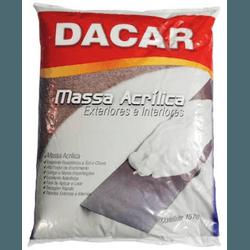 MASSA ACRÍLICA (SACO REFIL) 15KG DACAR - TINTAS JD