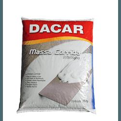 MASSA CORRIDA (SACO REFIL) 15KG DACAR - TINTAS JD