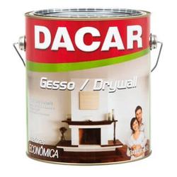 TINTA PARA GESSO 3,6L DACAR - TINTAS JD