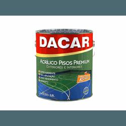 TINTA PARA PISO PREMIUM DACAR 3,6L - TINTAS JD