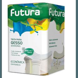 TINTA PARA GESSO 18L FUTURA - TINTAS JD