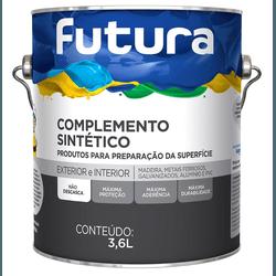 FUNDO GALVANIZADO 3,6L FUTURA - TINTAS JD