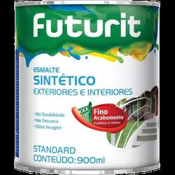 Tinta Esmalte Brilhante Vermelho Standard futura 0... - TINTAS JD