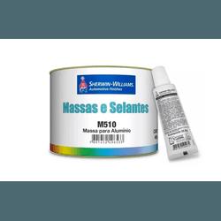 MASSA POLIÉSTER PARA ALUMÍNIO M510 COMPONENTE A+B ... - TINTAS JD