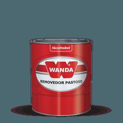 REMOVEDOR PASTOSO 0,9L WANDA - TINTAS JD