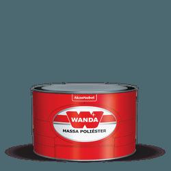 MASSA POLIÉSTER 6002 C/ CATALISADOR 750g WANDA - TINTAS JD
