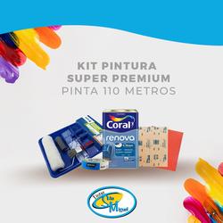 Kit Pintura Premium-Pinta 110MT